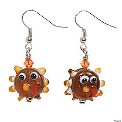 Turkey Lampwork Earring Kit