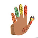Handprint Stand-Up Turkey Craft Kit