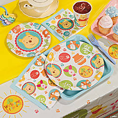 Pooh Little Honey Baby Shower Party Supplies