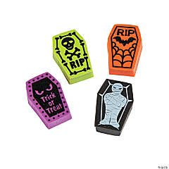 Coffin-Shaped Erasers