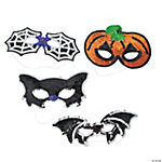 Sequin Halloween Mask Assortment