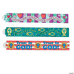 Color Your Own Inspirational Bracelet