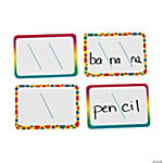 Syllabication Dry Erase Cards