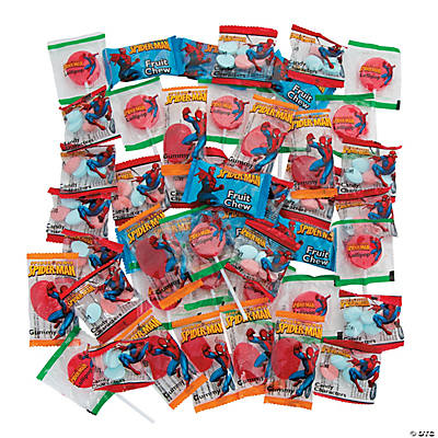 Spider Sense Spider-Man™ Candy Mix