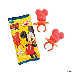 Mickey Mouse & Friends Lollipop Rings