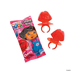 Dora The Explorer™ Lollipop Rings