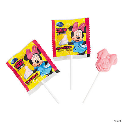 Minnie Mouse & Friends Lollipops