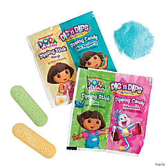 Dig 'N Dips® Dora The Explorer™ Candy