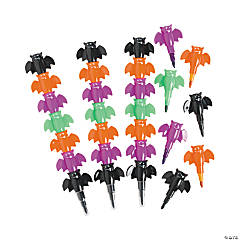 Bat Stacking Point Crayons
