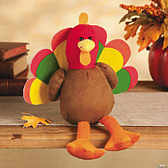 Plush Turkey