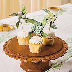 St. Patrick's Pinwheel Picks Idea
