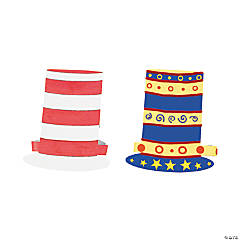 DIY Top Hats - 48 pcs.