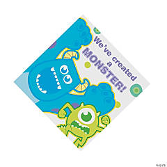 1st Birthday Monsters, Inc. Luncheon Napkins