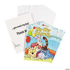 "Pooh & Pals ""Thank You"" Notes"