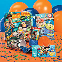 Toy Story Game Time Basic Party Pack