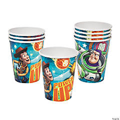 Toy Story Game Time Cups