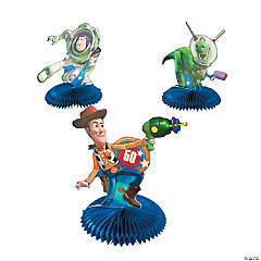 Toy Story Game Time Tabletop Decorations