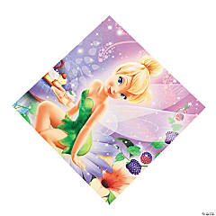 Disney Fairies Tinker Bell Sweet Treats Luncheon Napkins