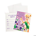 Disney Fairies Tinker Bell Sweet Treats Invitations