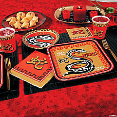 Year Of The Snake Party Supplies