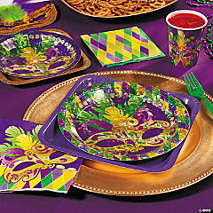 Prismatic Mardi Gras Party Supplies