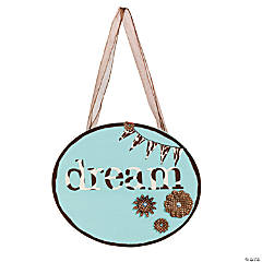 Baby Boy Wooden Plaque Idea