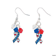 Patriotic Earrings Idea