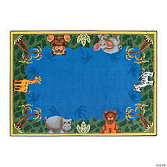 Jungle Friends® Classroom Rug