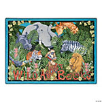 Wild About Books® Classroom Rug