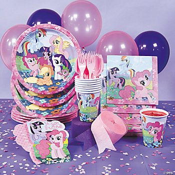 My Little Pony™ Friendship Is Magic Basic Party Pack