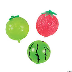 Fruit Splat Balls