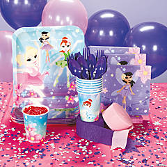 Ballerina Fairies Party Supplies