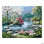 Plaid® Japanese Garden Paint By Number Kit