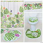 Palm Leaf Bathroom Collection