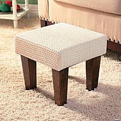 Sweater Foot Stool
