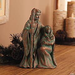 Verdigris Nativity