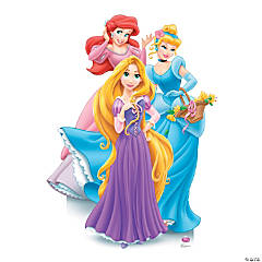 Disney Princesses Stand-Up
