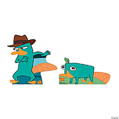 Agent P & Perry Stand-Ups