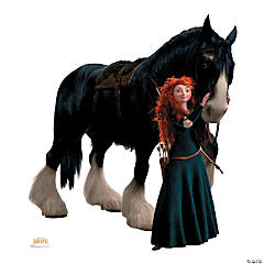 Brave's Merida & Angus Stand-Up