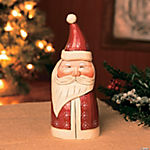 Carved Santa Tabletop