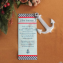 Legend of the Anchor Ornaments