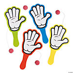 Cartoon Hand Paddleball Games