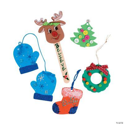 Holiday Shape Ornaments