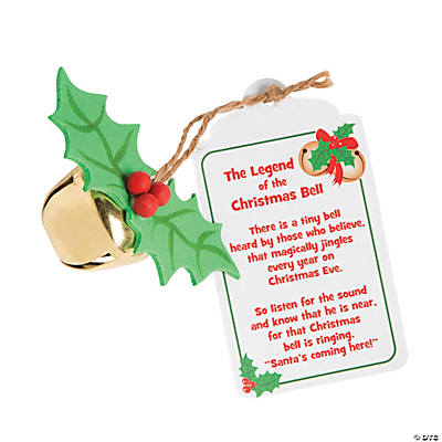 """The Legend of the Christmas Bell"" Craft Kit"