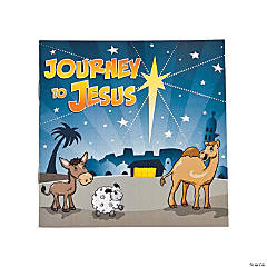 """Journey To Jesus"" Readers"
