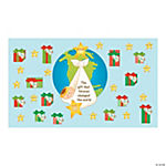 """The Gift That Changed the World"" Mini Bulletin Board Set"