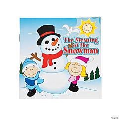 """The Meaning of the Snowman"" Readers"