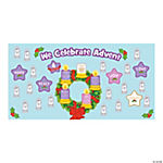 Advent Wreath Mini Bulletin Board Set