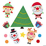 Christmas Felt Cutouts