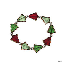 Christmas Tree Bracelet Craft Kit